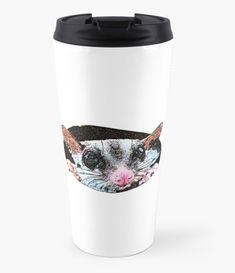 Travel Mug Funny Rats, Travel Mug, Mugs, Tableware, Prints, T Shirt, Supreme T Shirt, Dinnerware, Tee Shirt