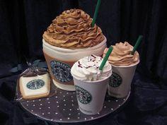 Starbucks cake.