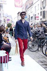 Pants&shirt KCA. www.supergoods.be