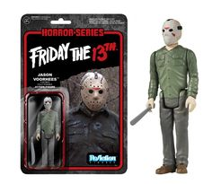 ReAction Figure: Horror - Jason Voorhees (Friday the 13th)