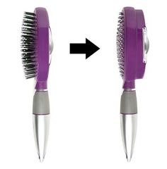 A brush with retractable bristles (for easy cleaning). | 17 Awesomely Weird Things You Can Only Get At Amazon