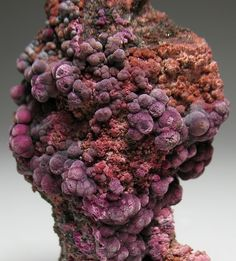 Erythrite / Bou Azzer, Morocco / Mineral Friends <3