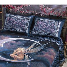 Fairy on the Moon Bedding