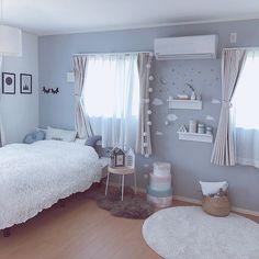Room Design Bedroom, Girl Bedroom Designs, Girls Bedroom, My Room, Girl Room, Asian Room, Princess Room, Aesthetic Bedroom, Toddler Bed