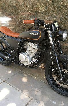 #67 Honda CBX250