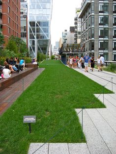 Highline, NYC