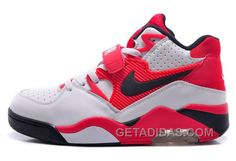 http://www.getadidas.com/nike-air-force-180-mid-charles-barkley-university-red-whiteblack-for-sale-lastest.html NIKE AIR FORCE 180 MID CHARLES BARKLEY UNIVERSITY RED/WHITE-BLACK FOR SALE LASTEST Only $100.66 , Free Shipping!