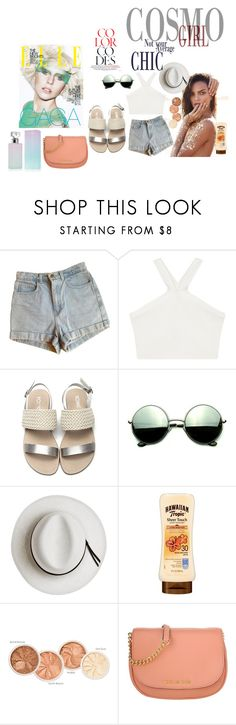 """""""Bez tytułu #36"""" by marta81-1 ❤ liked on Polyvore featuring beauty, American Apparel, BCBGMAXAZRIA, Revo, Calypso Private Label, Michael Kors and Calvin Klein"""