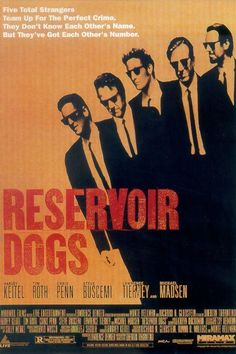 """Reservoir Dogs""  (1992)"