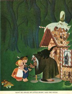 Gustav Tenggren (1896-1970), illustrateur né en Suède. En 1920, il rejoint ses deux soeurs ainées aux Etats-Unis. Il travaillera 3 ans pour Walt Disney.