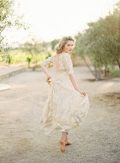 Enchanting Southern California Bridal Inspiration