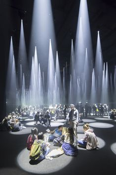 """Gallery of Sou Fujimoto Installs a """"Forest of Light"""" for COS at 2016 Salone del Mobile - 28"""