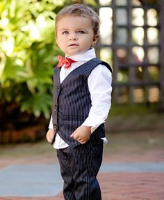 High Quality Dress Up Baby Boy Clothes