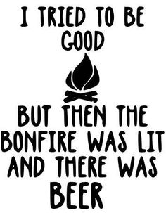 Bonfire Beer SVG File, Quote Cut File, Silhouette File, Cricut File, Vinyl Cut File, Stencil by AuntieInappropriate on Etsy https://www.etsy.com/listing/529698083/bonfire-beer-svg-file-quote-cut-file