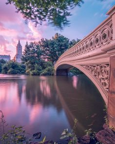 Bow Bridge Central Park by Benny CChan by newyorkcityfeelings.com - The Best Photos and Videos of New York City including the Statue of Liberty Brooklyn Bridge Central Park Empire State Building Chrysler Building and other popular New York places and attractions.