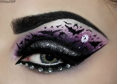 Inspiration for Halloween makeup!