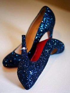 Badgley Mischka Tiffany Blue Wedding Shoes Blue wedding shoes