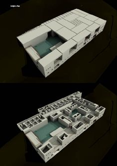 Thermal Vals, Peter Zumthor Architecture, Focus Boards, Louis Kahn, Model Sketch, Arch Model, Architecture Details, How To Plan, Thesis