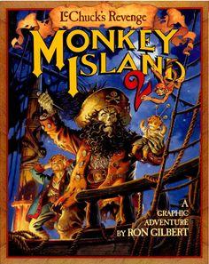 monkey island 2 : le chucks revenge (1991)
