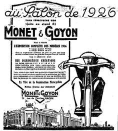 Monet et Goyon