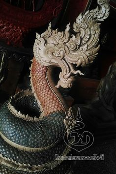 Thai Art, Buddhist Art, Dragons, Logo Design, Models, 3d, Tattoos, Boots, Painting