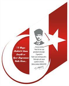 Freelance Grafik Tasarım Hizmetleri: 19 Mayıs Atatürk'ü Anma Gençlik ve  Spor Bayramını...