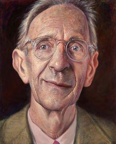 'Patrick Hughes' acrylic on canvas 2011 Derren Brown