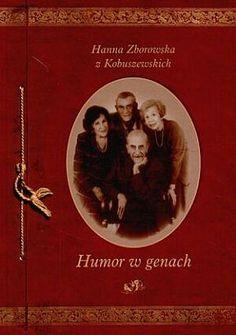 Okładka książki Humor w genach
