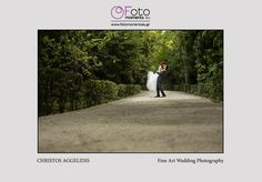 After wedding photoshooting sesion in National park of Athens of Orsalia & Thanasis