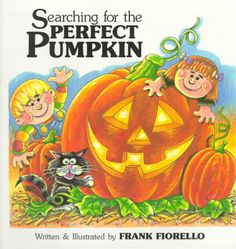 """Today, we read """"Searching for the Perfect Pumpkin."""" You will find the homework below and an accompanying """"Halloween Patterns"""" worksheet."""