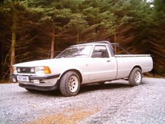 Another ford P100 pickup truck i used to own.
