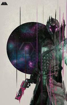 Warlock Raid by digital art, illustration, concept Destiny Bungie, Destiny Game, My Destiny, Destiny Comic, Character Concept, Character Art, Concept Art, Video X, Geek Art