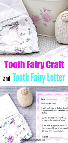 This tooth fairy ide