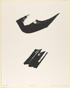 L. Alcopley (American, 1910). Atelier Franck Bordas, Paris. Somewhere, 1987. From American Abstract Artist 50th Anniversary Print Portfolio. The Metropolitan Museum of Art, New York. Gift of American Abstract Artists, 1988 (1988.1095(1))