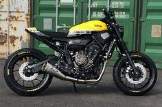 15 Yamaha XSR700  Motomax Metz