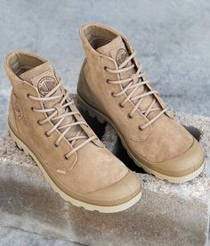 Palladium Pampa Boot - Men's Shoes | Buckle