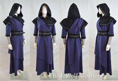 Festival CONTE cire coton manteau médiéval Merlins Medieval Closet Larp Enfant
