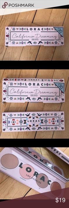 LORAC California Dreaming Cheek Palette 100% authentic LORAC product :) lorac Makeup Blush