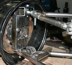 Image result for how to make a mid engine car