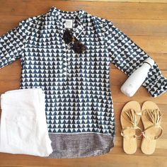 Our #spring Diamond #blockprint cotton tunic as seen at @diamondhead_beachhouse #repost #love #BELL #buttondown #boho #style #hawaii #honolulu #prints #travel #beachwear #resortwear #indianprint #womenswear #collection #bohochic #stylediaries #beautiful #fashion #chic #casual