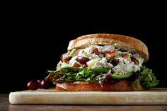 Picnic Ready: Healthy Chicken Salad