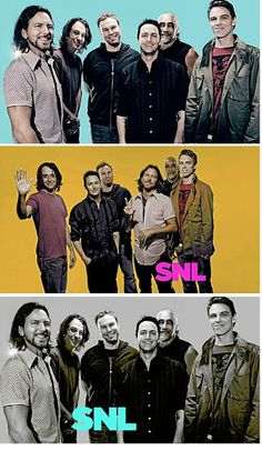 SNL promo shots