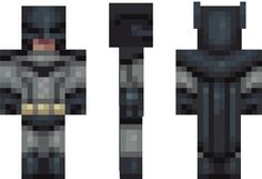 Batman – Arkham City Minecraft Skin