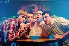 The Inbetweeners: UK version, which is probably going to be way better than the new US version