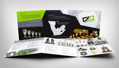 Dynamic Awards Brochure Design