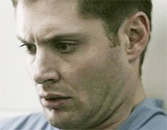 Sometimes the whole show is worth it just for Jensen's reactions to things! ^^^^ please watch this gif