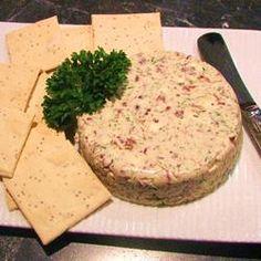 Serious Herb Cheese Spread Allrecipes.com