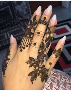 One of the banes of our existence is getting older. When we're little, we look forward to growing up, and then it seems like everyone hits . Henna Hand Designs, Dulhan Mehndi Designs, Simple Mehndi Designs Fingers, Mehendi, Modern Henna Designs, Floral Henna Designs, Latest Henna Designs, Mehndi Designs For Beginners, Arabic Mehndi Designs