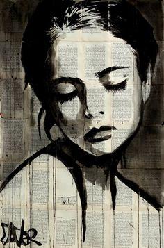 "Saatchi Art Artist Loui Jover; Drawing, ""hummingbirds"" #art"