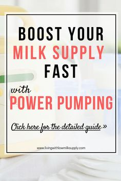 Do you want to increase your milk supply fast? Do power pumping! Learn how to do power pumping in this step by step guide, includes tips and tricks, case studies, and samples of pumping schedule. Yes, power pumping can increase your milk supply as fast as in 48 hours. Click through to learn more. via @fiftarina
